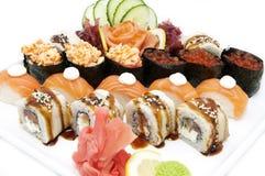 japoński sushi zdjęcie stock