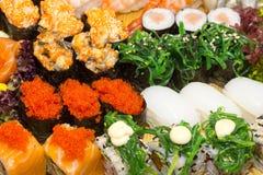 Japoński suszi zdjęcie royalty free