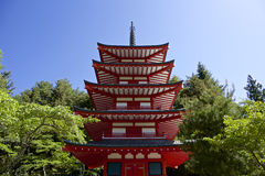 japoński wieży Zdjęcie Royalty Free