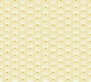 Japoński Złoty Bezszwowy wzór, WEKTOROWY tło, Tradycyjny Azja tło ilustracji