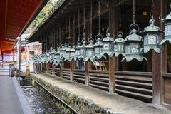 japońskie lampiony obraz royalty free