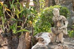 Japońskie statuy zdjęcia stock