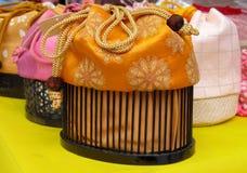 japońskie torebkę obraz royalty free