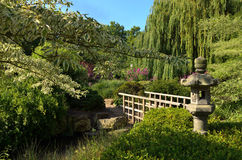 japońskiego lampionu London parkowy regenta s kamień Obrazy Royalty Free