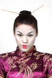 - japończycy gejsza Fotografia Stock