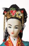 japończycy lalki Obraz Royalty Free