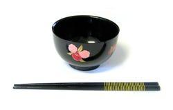 japończycy miski Zdjęcie Royalty Free