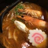 japończyk ramen fotografia royalty free