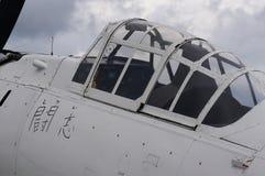 Japończyk Zero 2 Zdjęcie Stock