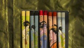Japońscy kotlecików kije Obraz Royalty Free