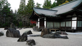 Japońska architektura Zdjęcia Royalty Free