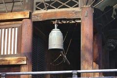 Japońska dzwonkowa sala Zdjęcie Royalty Free