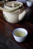 japońska herbata Obraz Royalty Free
