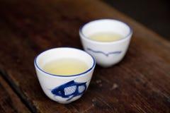 japońska herbata Zdjęcie Stock