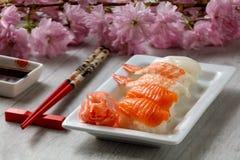 Japońska kuchnia Obrazy Royalty Free