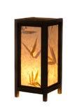 japońska lampa Obrazy Stock