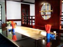 japońska restauracja Zdjęcia Royalty Free