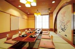 japońska restauracja Zdjęcia Stock