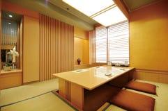 japońska restauracja Zdjęcie Royalty Free