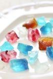 Japoński agar galarety cukierki Obrazy Royalty Free