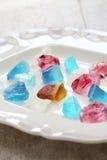 Japoński agar galarety cukierki Fotografia Stock