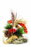 japoński dekoracji new year zdjęcia stock