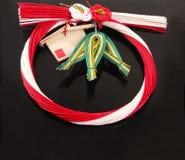 japoński dekoracji new year zdjęcia royalty free