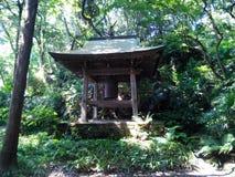 Japoński gong Obrazy Royalty Free