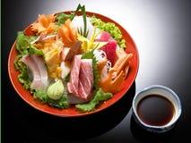 Japoński jedzenie Fotografia Royalty Free