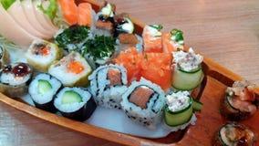 Japoński jedzenie Zdjęcia Royalty Free
