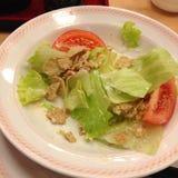 Japoński jedzenie w Japonia zdjęcia stock