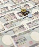 Japoński jen Zdjęcie Stock