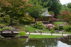 japoński ogród Obrazy Stock