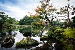 japoński ogród Obraz Stock