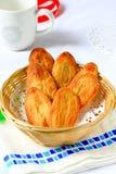 Japoński ptysiowy ciasto Zdjęcie Royalty Free