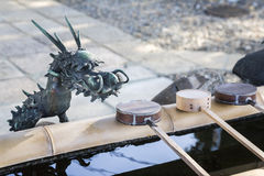 Japoński smok Obrazy Stock