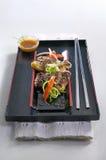 japoński stek Zdjęcia Stock