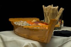 japoński sushi Zdjęcie Royalty Free