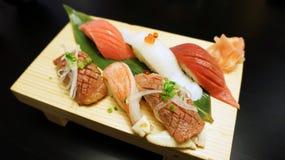japoński sushi Obraz Stock