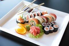 japoński sushi Obraz Royalty Free