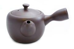 Japoński teapot Zdjęcie Stock