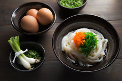 japoński udon Fotografia Stock