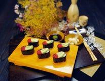 japońskie jedzenie Zdjęcie Royalty Free