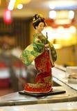 japońskie lalki Zdjęcie Royalty Free