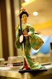 japońskie lalki Obraz Royalty Free