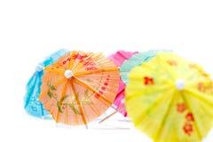 japońskie parasole Zdjęcia Stock