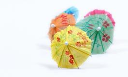 japońskie parasole Obrazy Royalty Free