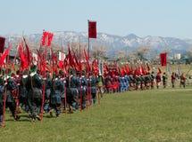 japończycy armii. Fotografia Royalty Free