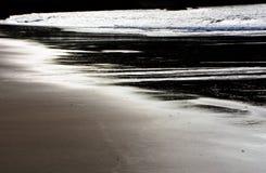 Japonés Autumn Beach Imágenes de archivo libres de regalías