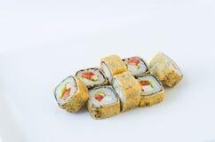 Japonés del sushi Fotografía de archivo